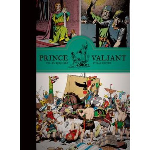 Prince Valiant 12: 1959-1960