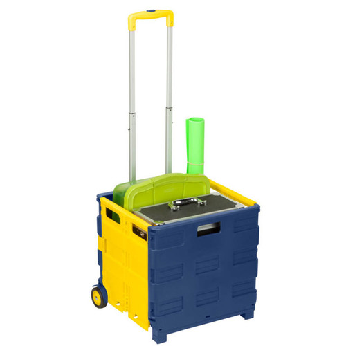 Honey-can-do Folding Utility Cart