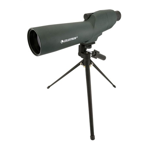 60 mm. Waterproof Zoom Refractor Spotting Scope