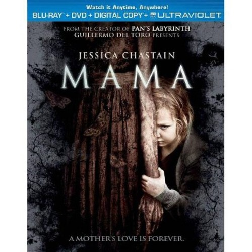 Mama (2 Discs) (Includes Digital Copy) (UltraViolet) (Blu-ray/DVD)