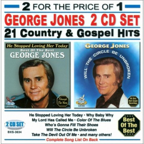 21 Country & Gospel Hits [CD]