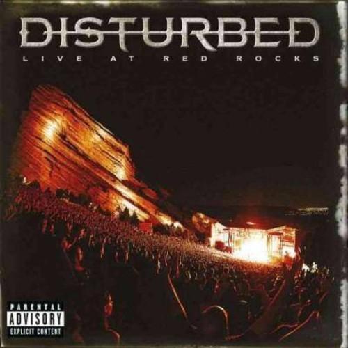 Disturbed: Live at Red Rocks [LP]