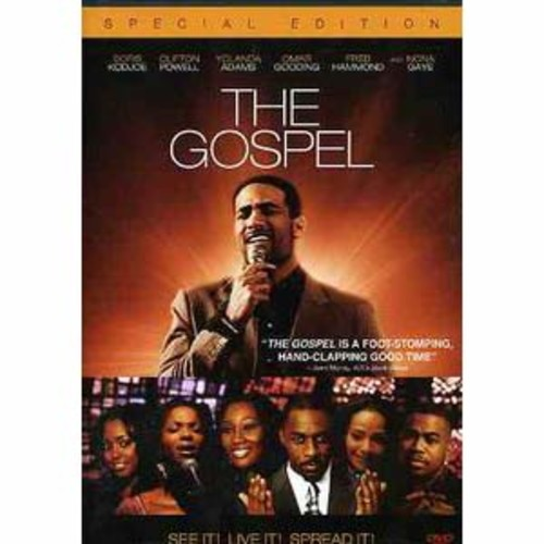 Sony Pictures Home Entertainment The Gospel WSE DD5.1