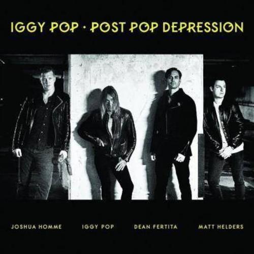 Post Pop Depression Pop,Iggy