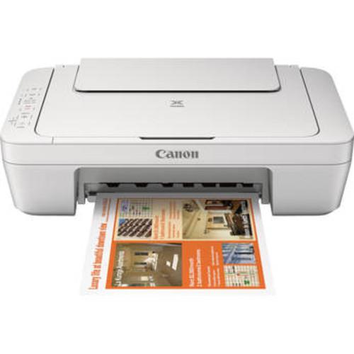 PIXMA MG2924 Wireless Photo All-in-One Inkjet Printer (White)