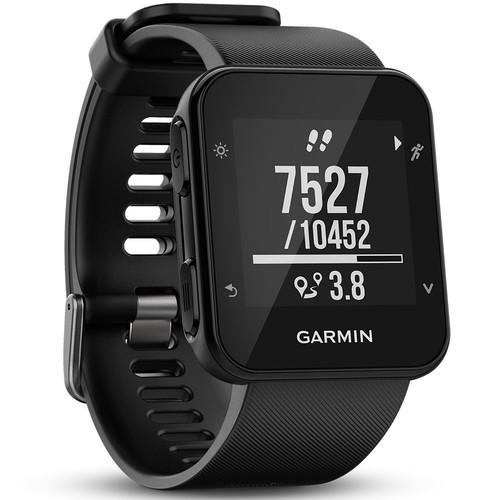 Garmin Forerunner 35 Fitness GPS Running Watch with HRM Black Edition