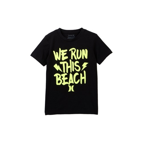 We Run This Beach Tee (Big Boys)