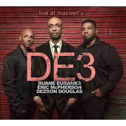 DE3 - DE3: Live at Maxwell's