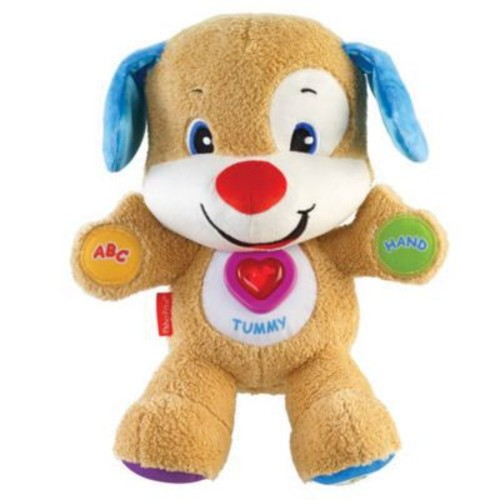 Fisher-Price Laugh & Learn Smart Stages Puppy Toy, 6 - 36 Months (BLW32)