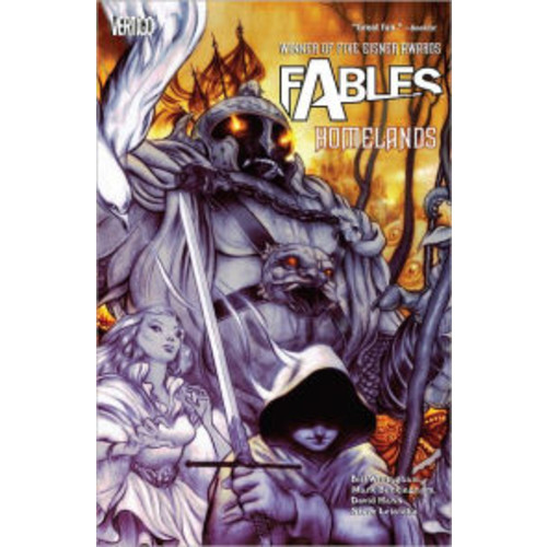 Fables, Volume 6: Homelands (NOOK Comics with Zoom View)