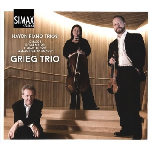 Grieg Trio - Haydn: Piano Trios
