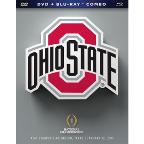 2015 BCS National Championship Game (Blu-ray + DVD)