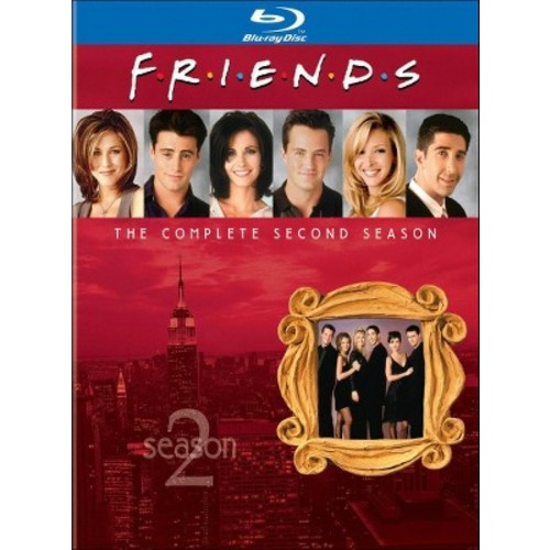 Friends: The Complete Second Season (Blu-ray)