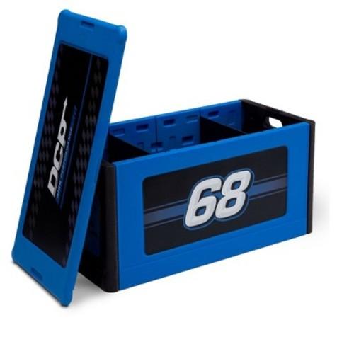 Delta Children Turbo Store & Organize Toy Box - Blue