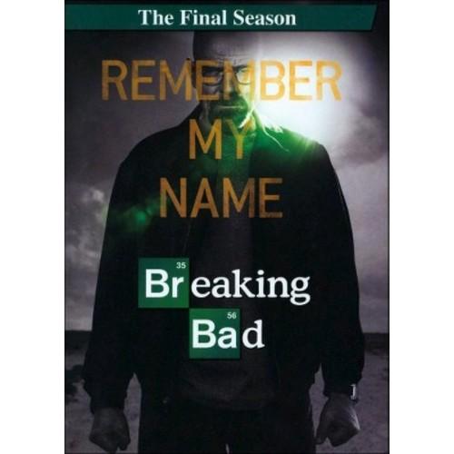 Breaking Bad: The Final Season (DVD)
