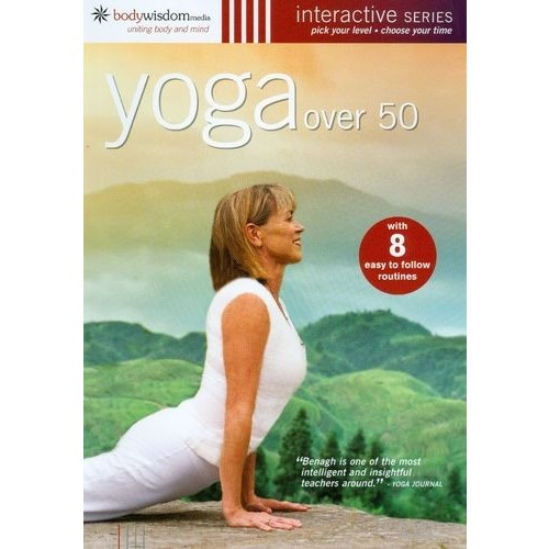 Yoga Over 50 [DVD] [2013]