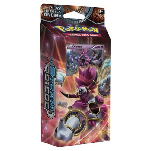 Pokemon Trading Card Game Steam Siege Ring of Lightning Theme Deck Feat. Hoopa