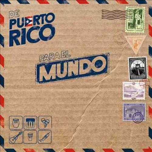 Various - De Puerto Rico Para El Mundo