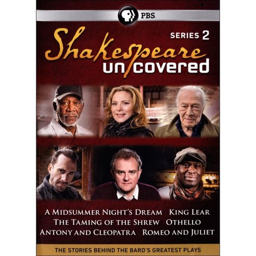 Shakespeare Uncovered: Series 2 [2 Discs] [DVD]