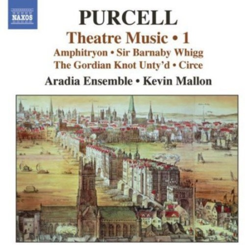 Purcell: Theatre Music, Vol. 1 [CD]