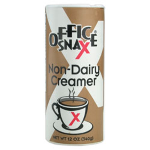 Office Snax Non-Dairy Creamer Canister, 12 Oz.