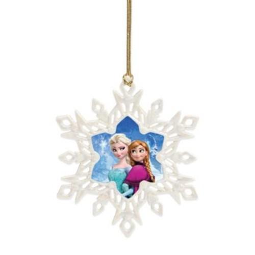 Lenox Disney Frozen Anna and Elsa Ornament