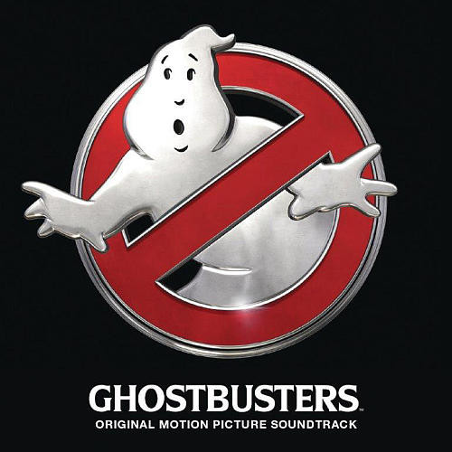 Ghostbusters Original Motion Picture Soundtrack CD