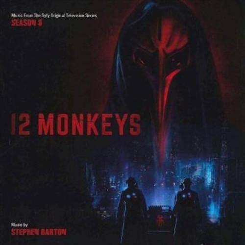 Various - 12 Monkeys Season Three (Ost) (CD)