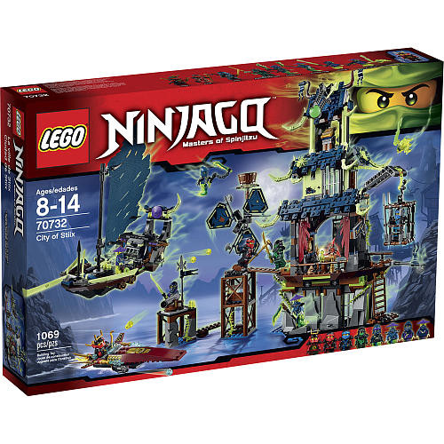 LEGO Ninjago City of Stiix (70732)