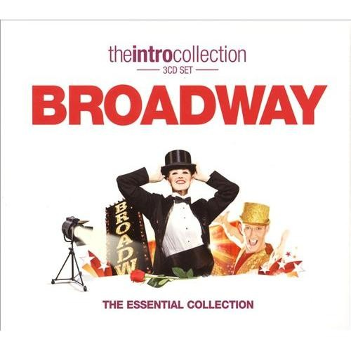 The Intro Collection: Broadway [CD]