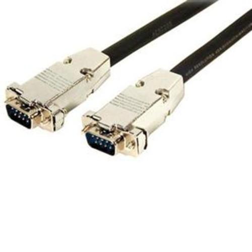 Comprehensive CVC-5G-75 DB9 Pin Plug to Plug RS-422 Control Cable 75ft