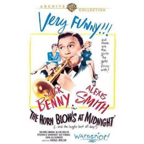 The Horn Blows at Midnight [DVD] [1945]