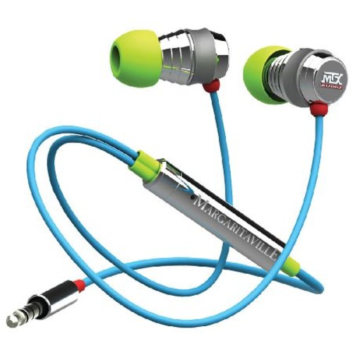 Margaritaville MIX2 In-Ear Monitor Headphones with Microphone