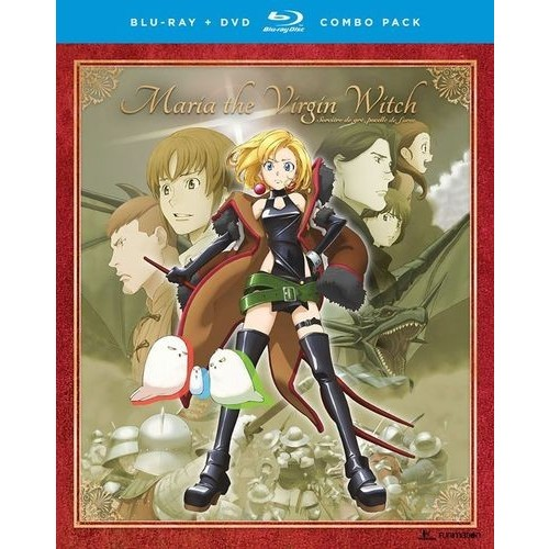 Maria the Virgin Witch: The Complete Series [Blu-ray] [4 Discs]