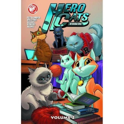 Hero Cats of Stellar City 2: New Discoveries
