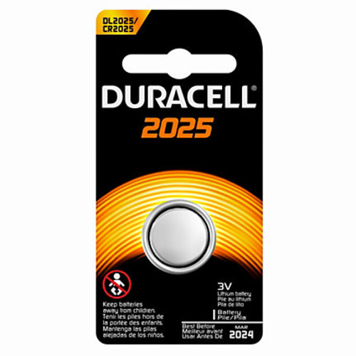Duracell 3 Volt Lithium Security Battery, 2025