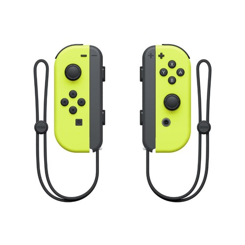 Joy-Con Left and Right Controller for Nintendo Switch - Neon Yellow