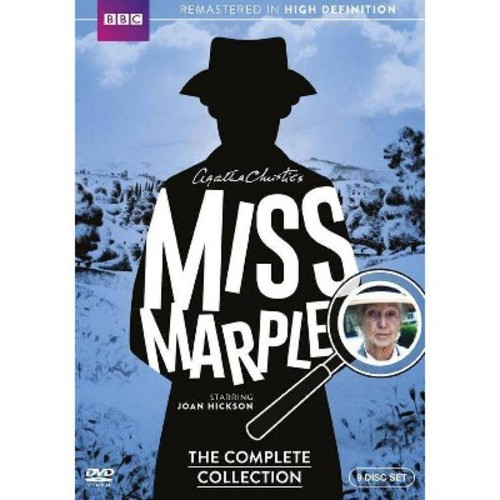 Miss Marple: The Complete Collection [3 Discs] [DVD]