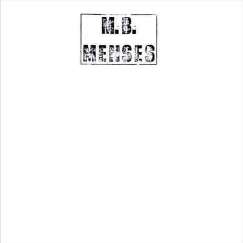 Menses [CD]