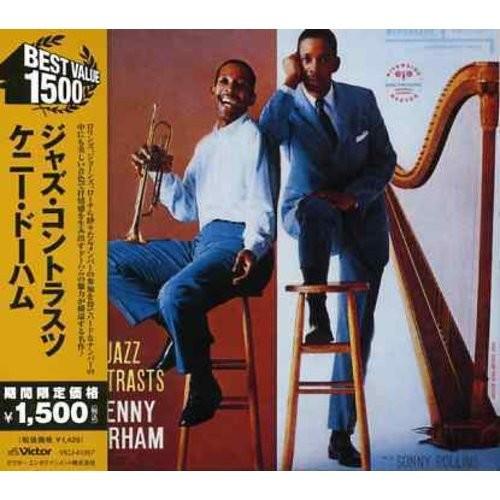 Jazz Contrasts (Japan) - CD