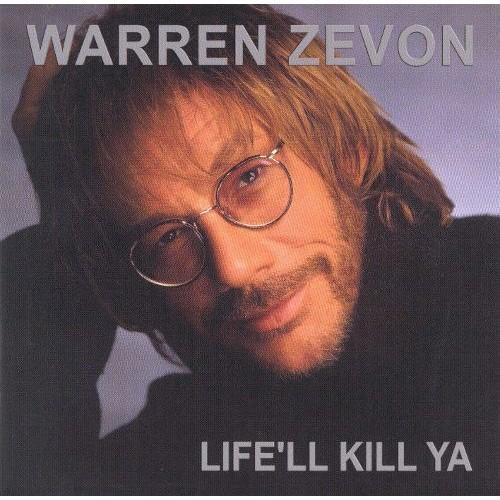Life'll Kill Ya [CD]