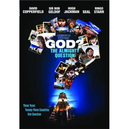 God? The Almighty Question DVD-5
