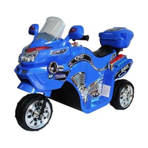 Lil' Rider Battery-Powered FX Bike 3-Wheeler - Blue