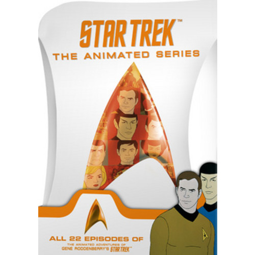 Star Trek: The Animated Series ( (DVD))