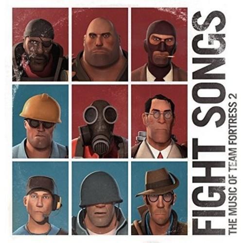 Valve Studio Orchest - Fight Songs:Music/Team Fortress 2 Ost (Vinyl)