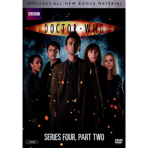 Doctor Who: Series Four, Part Two [2 Discs] [DVD]