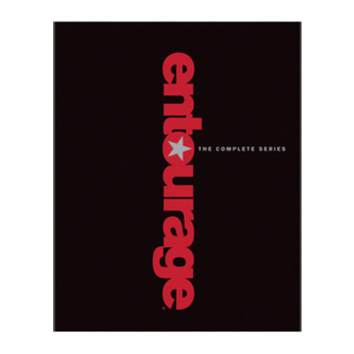 Entourage: The Complete Series (DVD)