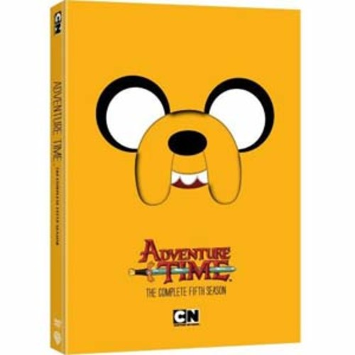 Adventure Time: The Complete Fifth Season [4 Discs]