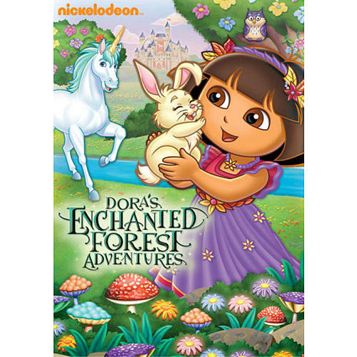 Dora the Explorer: Dora's Enchanted Forest Adventures DVD