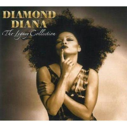 Diana Ross - Diamond Diana:Legacy Collection (CD)